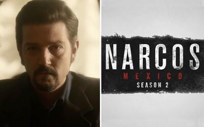 Narcos: Mexico Season 2 príde na Netflix už 13. februára. V hlavnej úlohe bude opäť Diego Luna