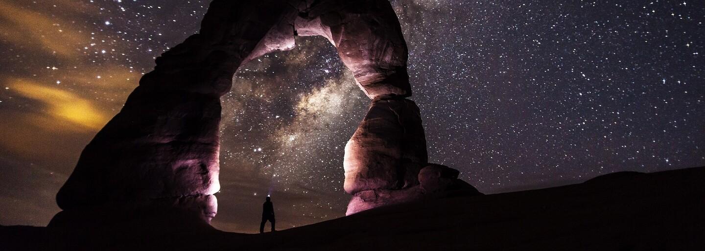 Naša galaxia sa o pár miliárd rokov ocitne v obrovskej samote, kde nebude absolútne nič a vidno bude akurát nekonečná tma