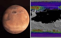 NASA môže oslavovať. Voda je na Marse len 2,5 centimetra pod povrchom