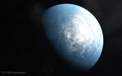NASA našla planetu, která by mohla být vhodná pro život