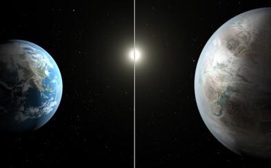 NASA objavila planétu veľmi podobnú tej našej. Je iba 1,6-krát väčšia a na povrchu by mohla mať vodu v kvapalnom skupenstve