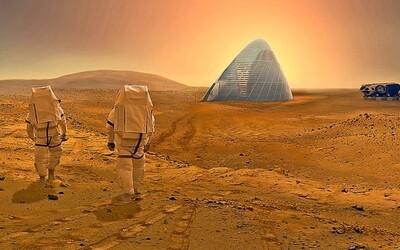 NASA odhalila revoluční projekt. Takto vypadá obydlí z ledu pro první obyvatele Marsu