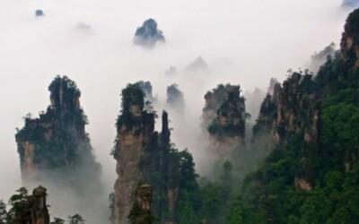 Naša planéta a jej nekonečno krásnych miest #1