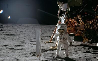 NASA představila interaktivní web, kde zažiješ celé přistání na Měsíci. Konspirátorům nedává šanci