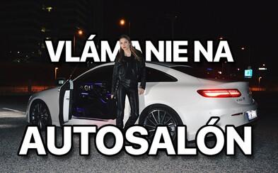 Naša sexi moderátorka sa vnoci vlámala na bratislavský Autosalón aodhalila, aké bomby ponúkne tento ročník