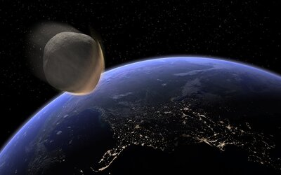 NASA si nevšimla asteroid rútiaci sa k Zemi. Najväčší za posledné storočie