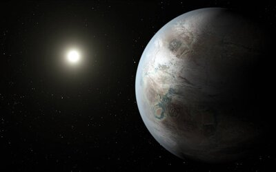NASA ve středu oznámí obrovskou novinku! Našli jsme nedaleko sluneční soustavy náš druhý domov?