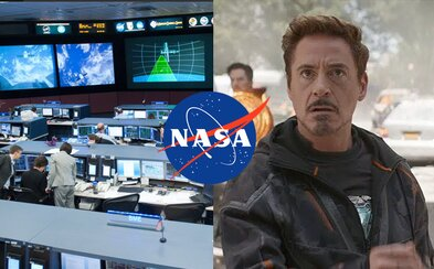 NASA zareagovala na žiadosti fanúšikov Avengers o záchranu Tonyho Starka