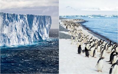Naša zemeguľa sa prehrieva. Na Antarktíde zaznamenali nový teplotný rekord 18,3 stupňa Celzia