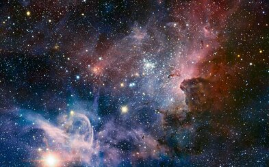 NASA zverejnila fascinujúce súbory. Vypočuj si, ako znie vesmír