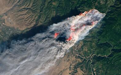 NASA zveřejnila působivé satelitní snímky roku 2018. Naše planeta se zmítala v obrovských problémech