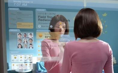 Naše domy sa s nami začnú rozprávať a zrkadlá poslúžia ako displeje. Takto bude vyzerať domácnosť v roku 2030