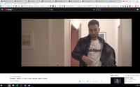 Naše láska byla slepá, říká Barber v jeho novém videosinglu, na který si pozval STEINA27