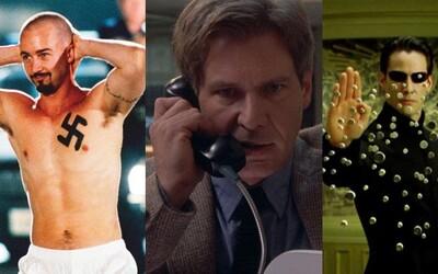 Naši redaktori idú (konečne) s kožou na trh. Aké sú naše najpozerávanejšie a najobľúbenejšie filmy?