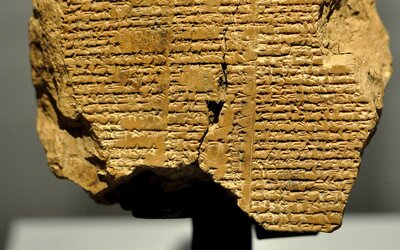 Našla sa chýbajúca časť zo starobylého Eposu o Gilgamešovi. O čom je?