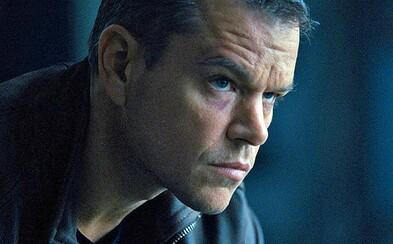Našlapaný Jason Bourne pripomína svoju premiéru novými ukážkami