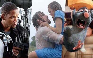 Nasledujúcich pár dní pôjde v televízii sci-fi aj romantika. Tešiť sa môžete na Zápisník jednej lásky alebo Ex Machinu