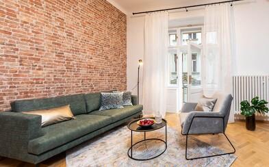 Našli sme najkrajší 1-izbový byt na prenájom v Bratislave. Má 45 metrov štvorcových a stojí 840 eur mesačne