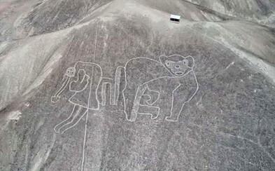 Našlo se 50 nových obrazců na planině Nazca. Archeologové ze vzduchu zpozorovali tvary, které ze země vidět nelze