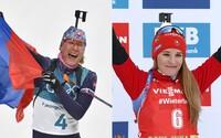Nasťa Kuzminová a Paulína Fialková ovládli preteky Svetového pohára v biatlone!