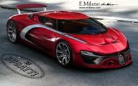 Nástupce Veyronu je na cestě. S 1500 koňmi a maximálkou přes 460 km/h chce být opět rekordmanem!