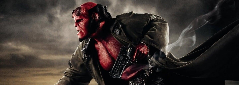 Natáčanie Hellboya je plné praktických efektov a poctivej akcie. David Harbour sa posťažoval, že nič náročnejšie v živote nerobil