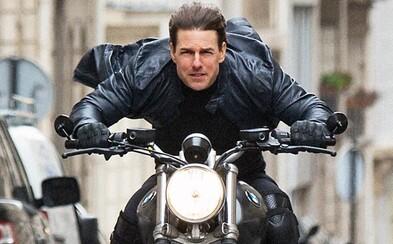 Natáčanie Mission: Impossible prerušil nešťastný výbuch pri kaskadérskom kúsku. Zavrieť museli aj neďaleké letisko