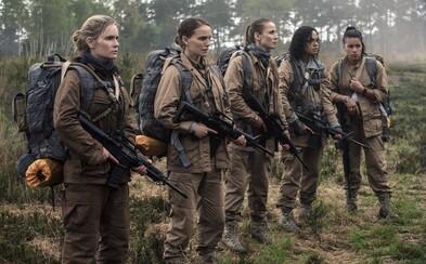 Natalie Portman bude v sci-fi Annihilation ohrozovaná beštiálnymi príšerami a ťažko popísateľnými, paranormálnymi javmi