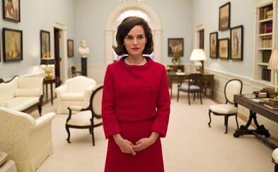 Natalie Portman sa ako manželka Johna Kennedyho musí vyrovnať s jeho smrťou
