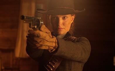 Natalie Portman vymenila sexi sukne za nebezpečné zbrane divokého západu