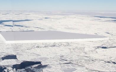 Natešená NASA zverejnila nové fotky dokonalého ľadovca, pokochať sa ním vieš aj na fascinujúcom videu
