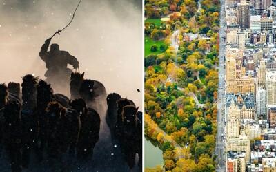 National Geographic vyhlásil nejkrásnější cestovatelské fotografie roku. Soutěž opět prokázala svou mimořádnou kvalitu