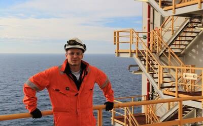 Naučil sa po nórsky a dostal prácu na ropnej plošine. Andrej si splnil sen a za mesiac zarobil viac ako za dva roky na Slovensku