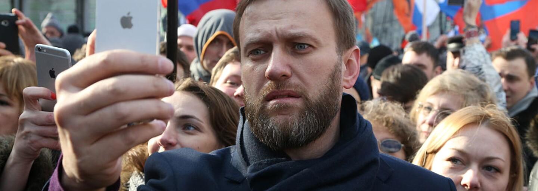Navalnyj začne držet hladovku: Odepírají mi lékaře, na kterého mám nárok