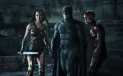 Navnaďte sa na premiéru Justice League viac než päťdesiatkou staronových obrázkov vo vysokom rozlíšení a s takmer všetkými postavami