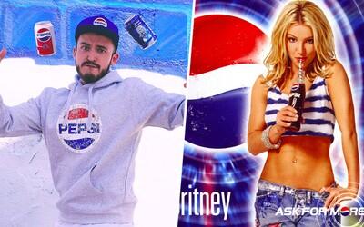Návrat do budoucnosti. Opraš walkmana, plakát Britney Spears a plechovku Pepsi