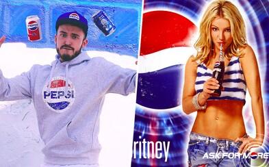 Návrat do budúcnosti. Opráš walkmana, plagát Britney Spears a plechovku Pepsi