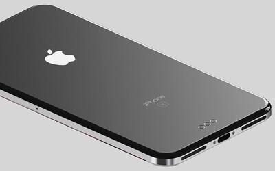 Návrat ku klasike? Nádherný koncept iPhone 8 ukazuje displej bez rámikov, zaoblené sklo a kovový rámik