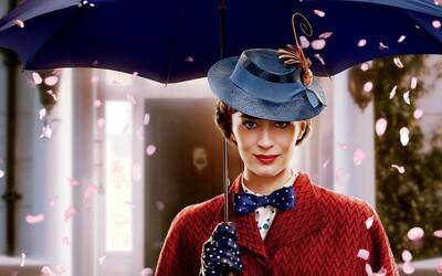 Návrat Mary Poppins zaujme věrné fanoušky, nové diváky ale potrápí (Recenze)