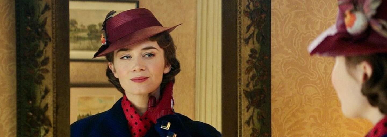 Návrat Mary Poppins zaujme verných fanúšikov, nových divákov ale potrápi (Recenzia)