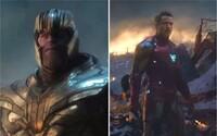 Návrat Thanose, mír mezi Stevem a Tonym nebo nový oblek Iron Mana. Co vše ukázal nový trailer pro Endgame?