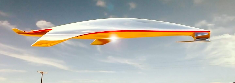 Návrh kosmické lodě od hlavního designéra Ferrari je kreativní a lákavou vizí budoucnosti