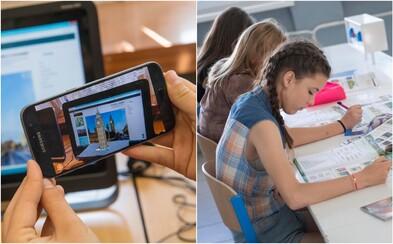 Návrh zákona chce zakázať mobily na školách, chcú tak docieliť zefektívnenie výučby