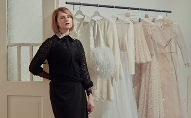 Návrhárka Zuzana Kubíčková: Návrat k elegancii sa dal očakávať. Móda je taká sínusoida (Rozhovor)