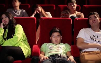 Návšteva kina vie byť naozaj stresujúcim zážitkom. Týchto 8 typov ľudí nám vie poriadne dvihnúť adrenalín