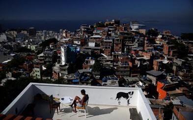 Návštěvníci olympijského Ria de Janeira si budou moci vychutnat kromě sportu i jeden z největších problémů města