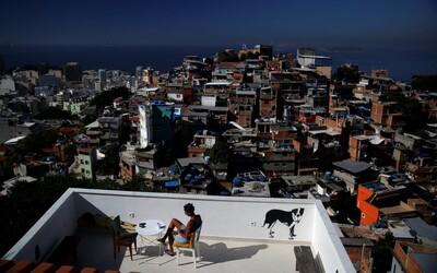Návštevníci olympijského Ria de Janeira si budú môcť vychutnať okrem športu aj jeden z najväčších problémov mesta