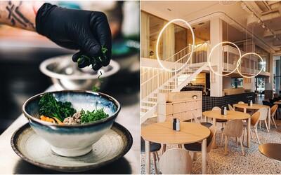 """Navštívili sme bratislavskú reštauráciu budúcnosti. Jedlo aj obsluhu si podľa """"nálady"""" vyskladáš v aplikácii (Recenzia)"""
