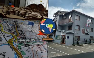 Navštívili sme múzeum, ktoré u nás nemá obdoby. Vyskúšať si môžete tvorbu mapy či vlastnej krajiny