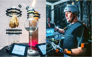 Navštívili sme unikátne laboratórium v centre Bratislavy a rozprávali sa s virtuálnym vedcom. Takto by vyzeral svet bez dymu